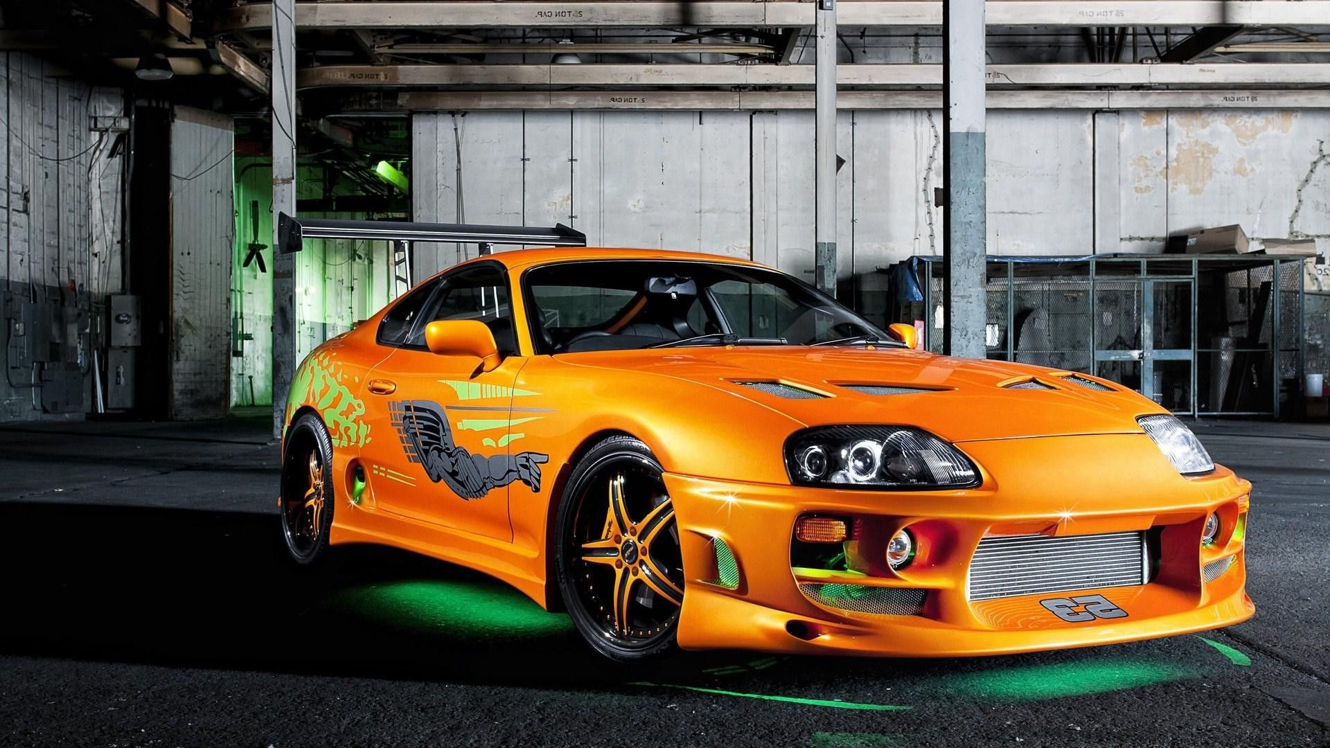 Toyota Supra Wallpapers on