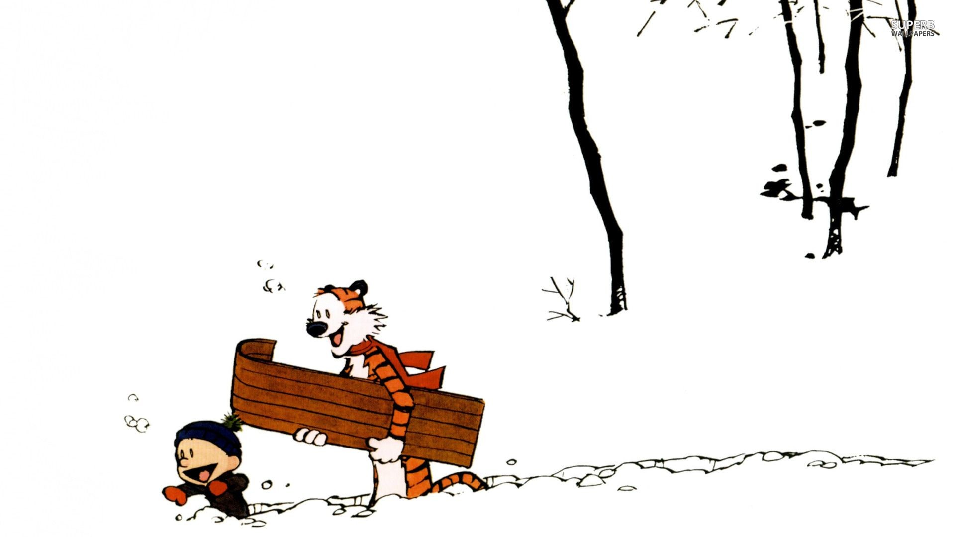 Calvin And Hobbes Wallpapers 78 Background Pictures