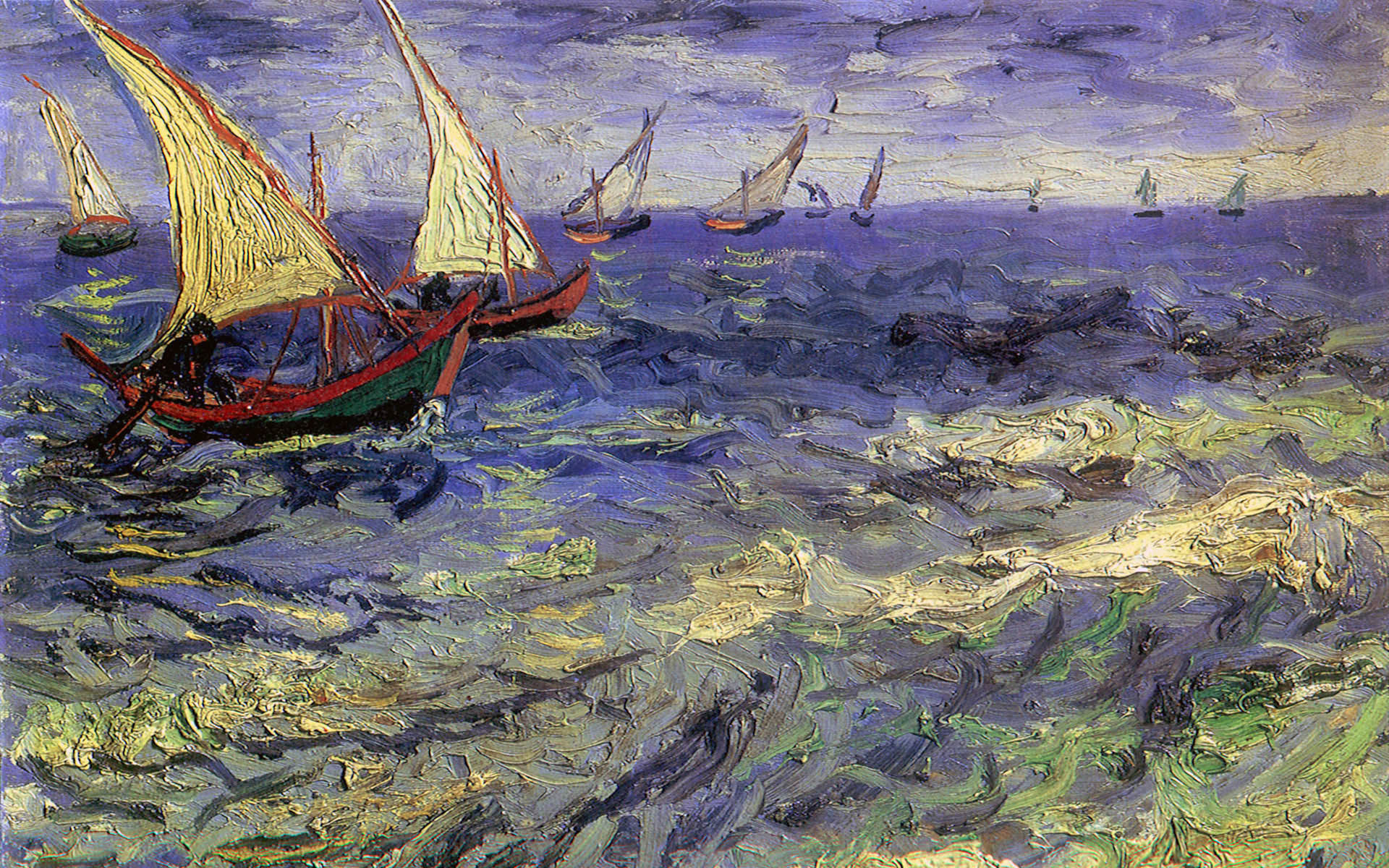Van Gogh Desktop Wallpapers 56 Background Pictures