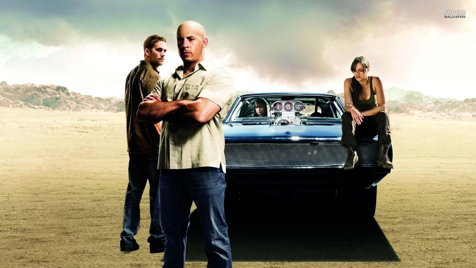 Vin Diesel Fast And Furious Wallpapers 62 Background Pictures