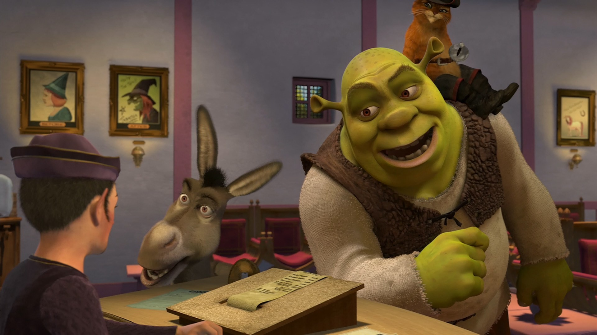 Shrek 2 Wallpapers (74+ background pictures)