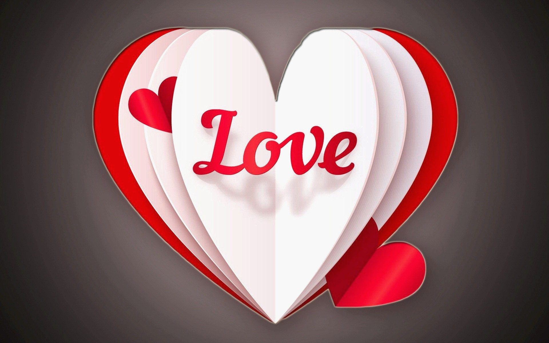Love Heart Wallpapers 2018 (69+ background pictures)