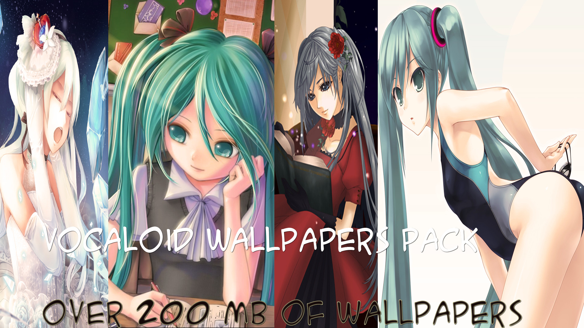 Vocaloid Wallpapers Pack 71 Background Pictures