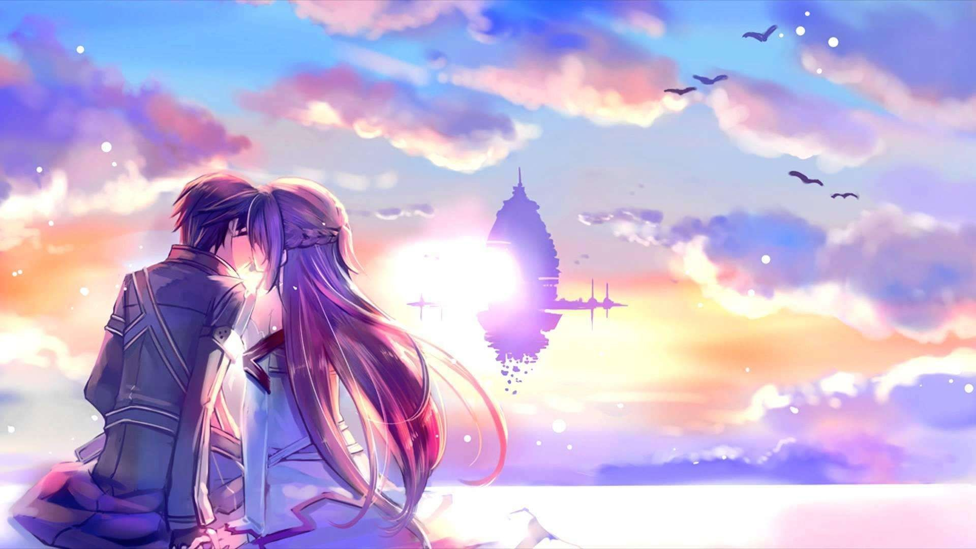 X New Anime Love Wallpaper Hd P At Hdwallwide Com High Definition  Of