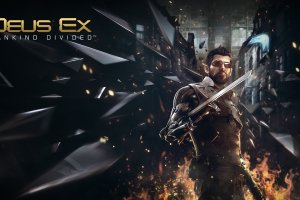 deus ex mankind divided wallpapers 2560x1440 high resolution