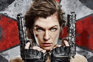 milla jovovich resident evil wallpapers 2560x1600 for htc