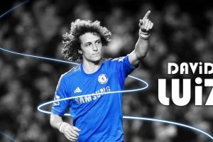 cool david luiz wallpapers 2018 1920x1080 4K