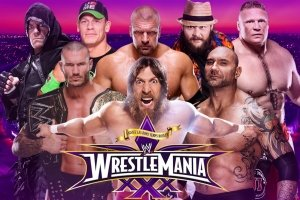 new wwe wrestlemania wallpaper 1920x1080