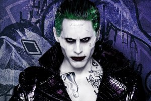 beautiful joker suicide squad wallpaper 3840x2160