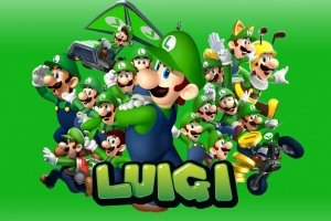 luigi wallpapers 1920x1080 for hd 1080p