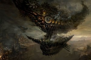 amazing steampunk wallpapers hd 1920x1080 macbook