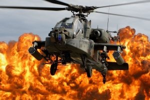 widescreen apache helicopter wallpapers 1920x1200