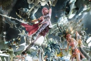 final fantasy 13 wallpapers hd 2560x1600 image