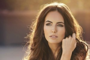 wallpaper of camilla belle 2246x1331 for iphone 6