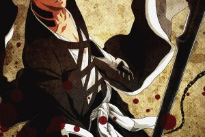 wallpapers bleach ichigo bankai 1851x2560 for ios