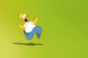 simpsons wallpapers 2560x1600 for iPad 2