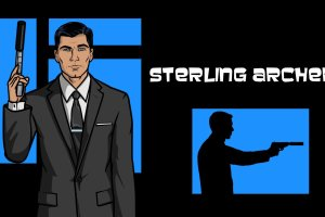 amazing sterling archer wallpapers 1920x1080