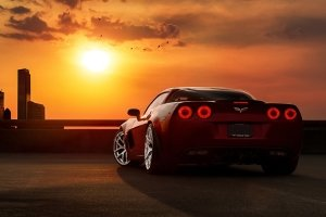 top corvette wallpapers 1920x1200 for iPad 2