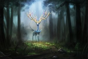 xerneas wallpaper 1920x1351 ios
